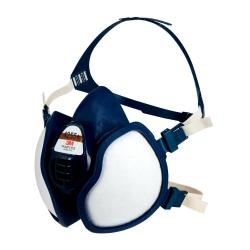 Demi-masque à filtres intégrés FFA2P3 R D, 4255+