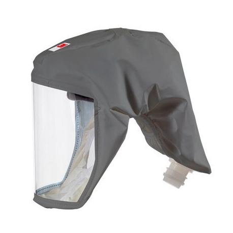 Coiffe de protection légère grise haute durabilité 3M Versaflo Série S (taille M/L)