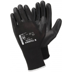 Gants de protection risques mécaniques PU TEGERA 866 (x6 paires)