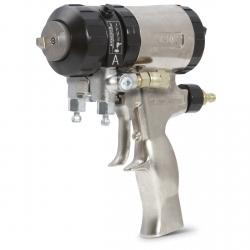 Pistolet Fusion AP jet rond avec chambre de mélange AR2020