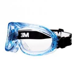 Masque FAHRENHEIT Ventilation Indirecte PC - Incolore AR et AB (x10)