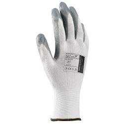 Gants à usage général NITRAX BASIC en polyester enduit nitrile (12 paires)