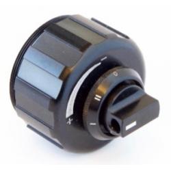 Molette de réglage de débit produit pour pistolet Fusion AP