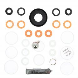 Kit de réparation complet UHMWPE/PTFE pour bas de pompe Xtreme 58cc
