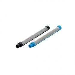 Kit : 1 filtre Easy-Out 60 mailles (noir) + 1 filtre Easy-Out 100 mailles (bleu)