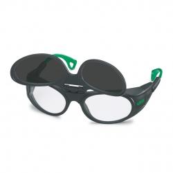 Lunettes de soudage UVEX 9104 avec oculaire soudeur 1%