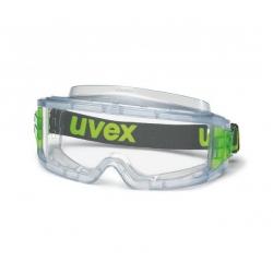 Lunettes-masque UVEX Ultravision gris translucide avec oculaire incolore