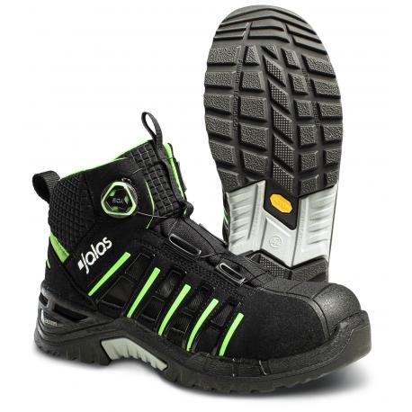 Chaussures de sécurité montantes JALAS Exalter 9945 S1P HRO SRC ...