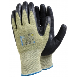 Gants anti-coupures mousse nitrile TEGERA 666 (x12 paires)
