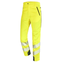 Pantalon stretch été haute visibilité Fluo Safe CEPOVETT