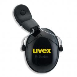 Coquilles anti-bruit UVEX Pheos K2P Magnet SNR 30dB
