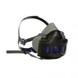 Demi-masque 3M Secure Click série HF-800